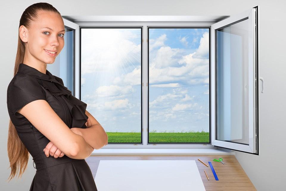 Пластиковые окна отлично удерживают тепло и обладают высокими звукоизоляционными характеристиками. Фото: Фотобанк Lori