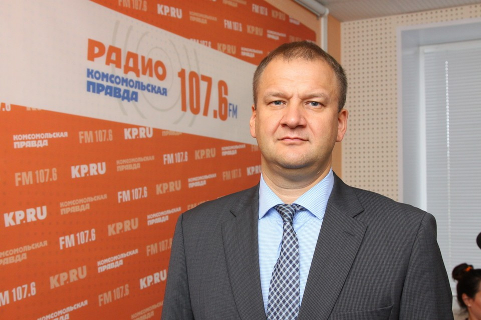 Олег Гарин