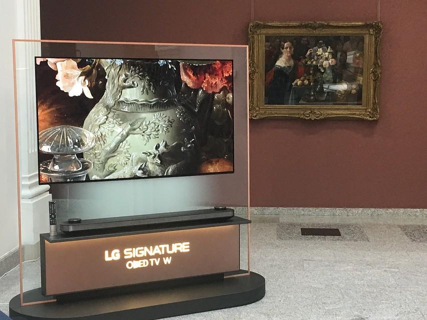 фото художественном картины в музее