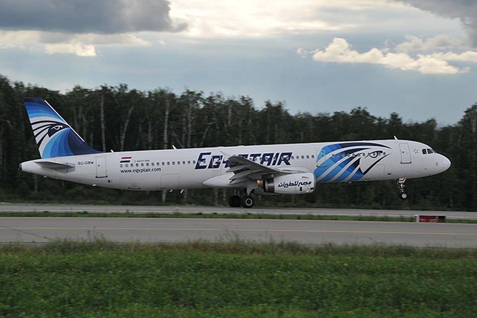 Сейчас речь идет о регулярных рейсах из Москвы в Каир. Аэропорт египетской столицы полностью соответствует требованиям авиационной безопасности