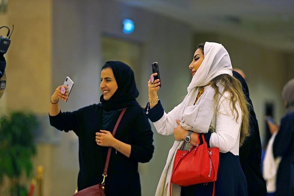 В Саудовской Аравии женщинам разрешили водить грузовики и мотоциклы 284443a38d6