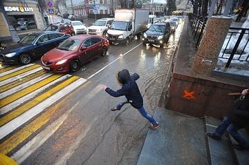 В Москве после аномального тепла, побившего все рекорды, установится минусовая температура