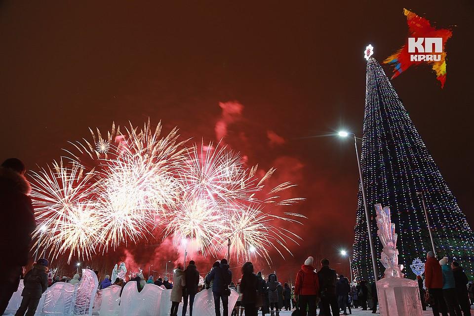 Смотреть Расписание Новогодних елок в Перми 2019 видео
