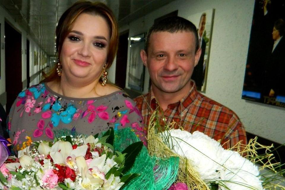 После передачи Игорь посмотрел на супругу другими глазами. Фото: из архива Юлии Зелениной