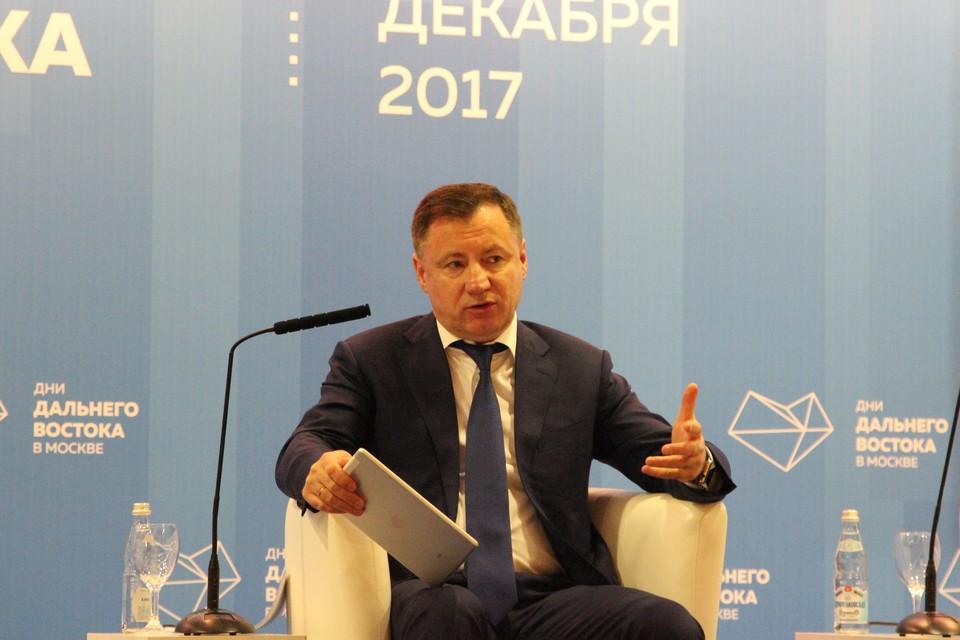 Заместитель руководителя Росрыболовства Петр Савчук уверен. что рыба должна стоить в два раза ниже, чем сейчас.