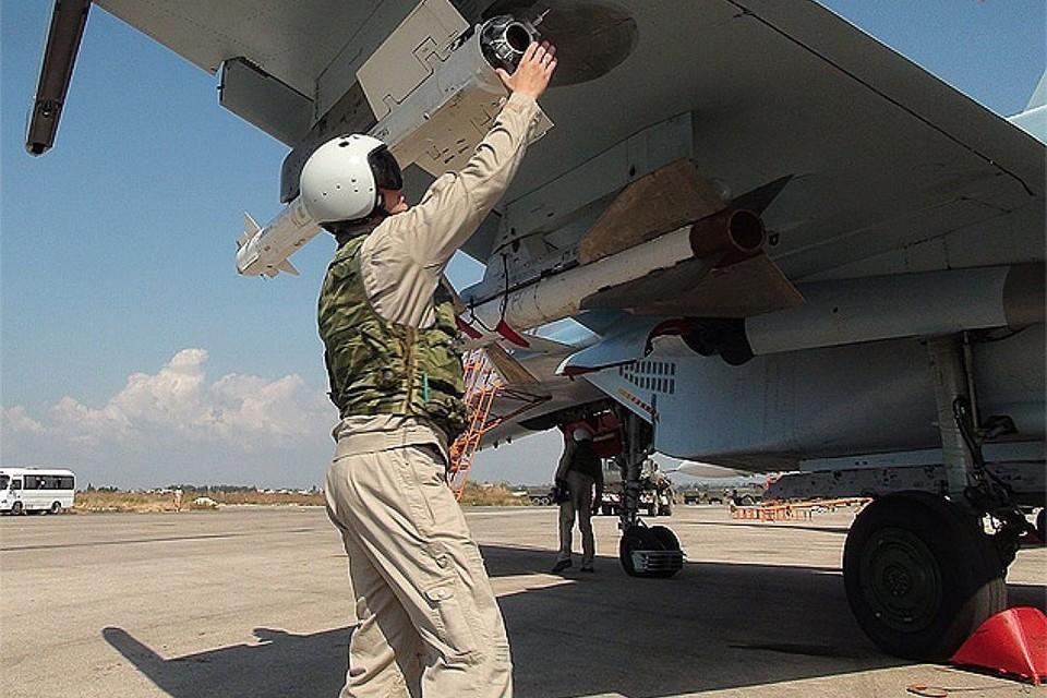 Минобороны РФ рассказало о мерах, которые были предприняты после обстрела базы Хмеймим.