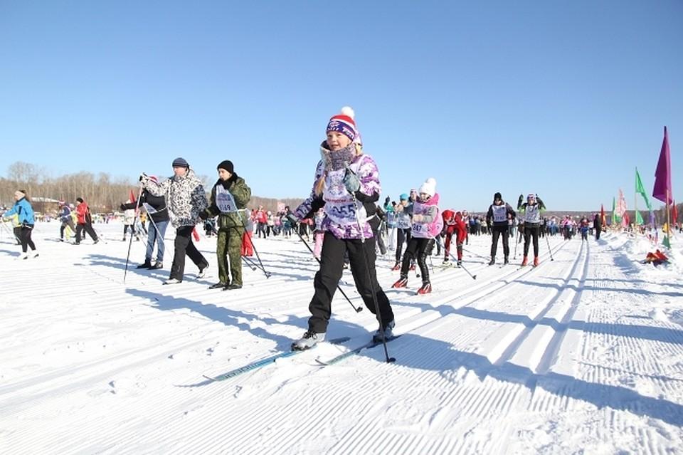 Где покататься на лыжах в Самаре  лыжные трассы, цены, прокат лыж 40d2ca08415