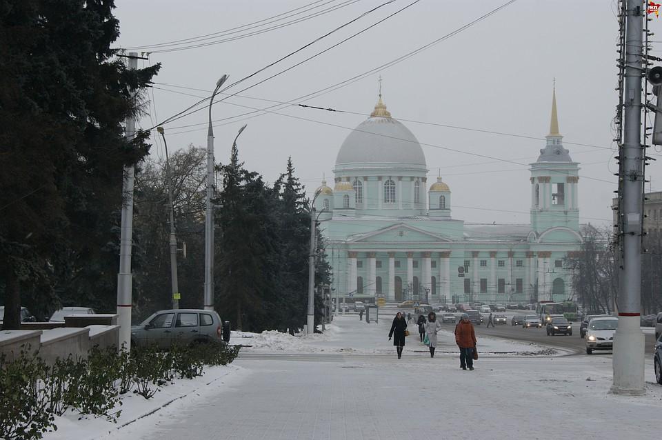В Курске похолодало и начались аварии на теплосетях