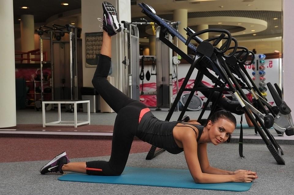 как быстро сбросить вес в тренажерном зале
