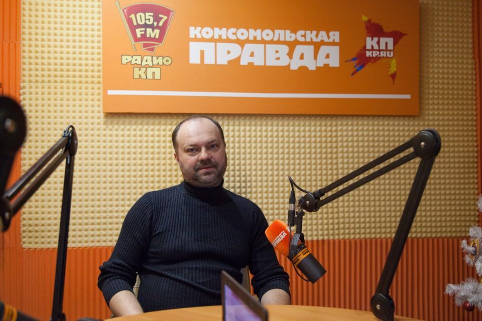 Начальник юротдела ООО «Эко-Сити» Сергей Докукин