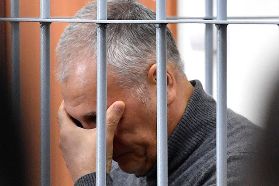 58-летний экс-губернатор признан судом виновным в получении взяток и легализации доходов. Фото: Юрий Смитюк/ТАСС
