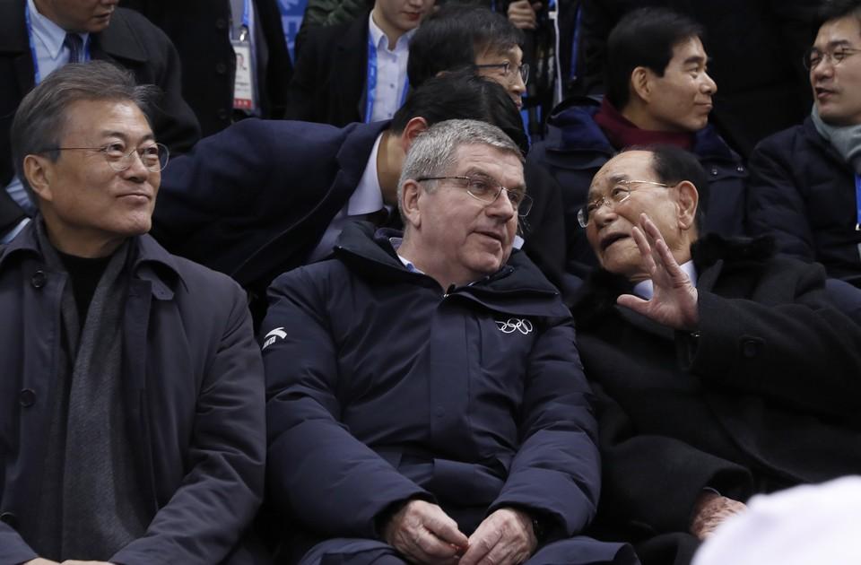 Из-за санкций МОК на Олимпиаде 2018 в Пхенчхане выступают 168 спортсменов.
