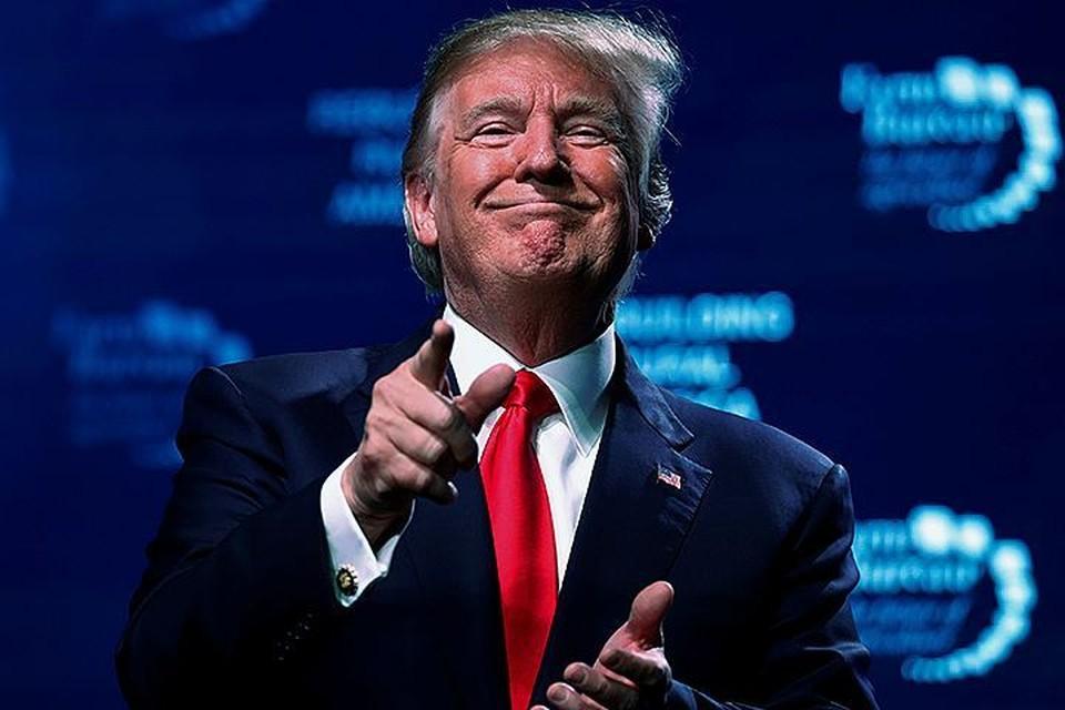 СМИ: Трамп даст интервью для книги-ответа на скандальную «Огонь и ярость»