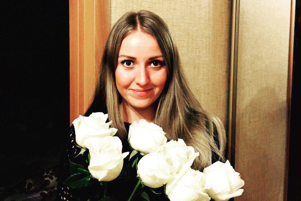 Анастасии Славинской было всего 29 лет.