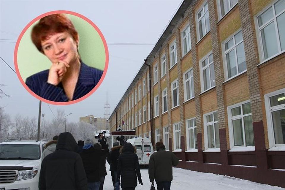 Наталья Шагулина почти месяц провела в стационаре, но пока к работе в школе вернуться не может