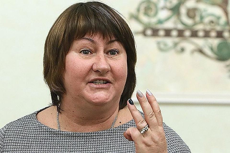 Елена Вяльбе считает, весь знаменитый доклад Макларена – это чисто голливудская история. Фото: Владимир Гердо/ТАСС