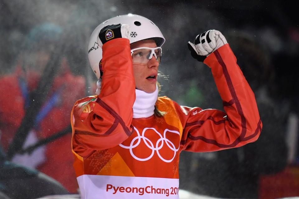 Аня Гуськова стала олимпийской чемпионкой.
