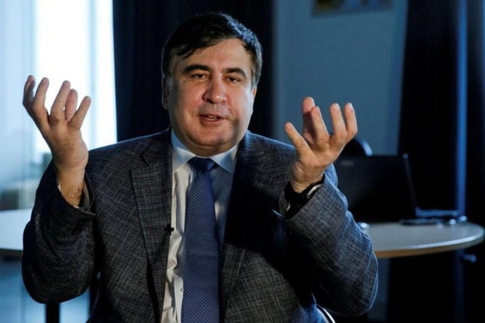 Экс-президент Грузии и бывший губернатор Одесской области Михаил Саакашвили получил в Нидерландах удостоверение личности