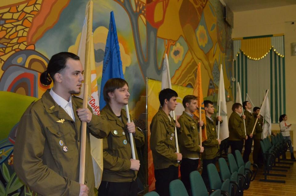 """Фото из группы штаба студенческих отрядов """"СыСОла"""""""
