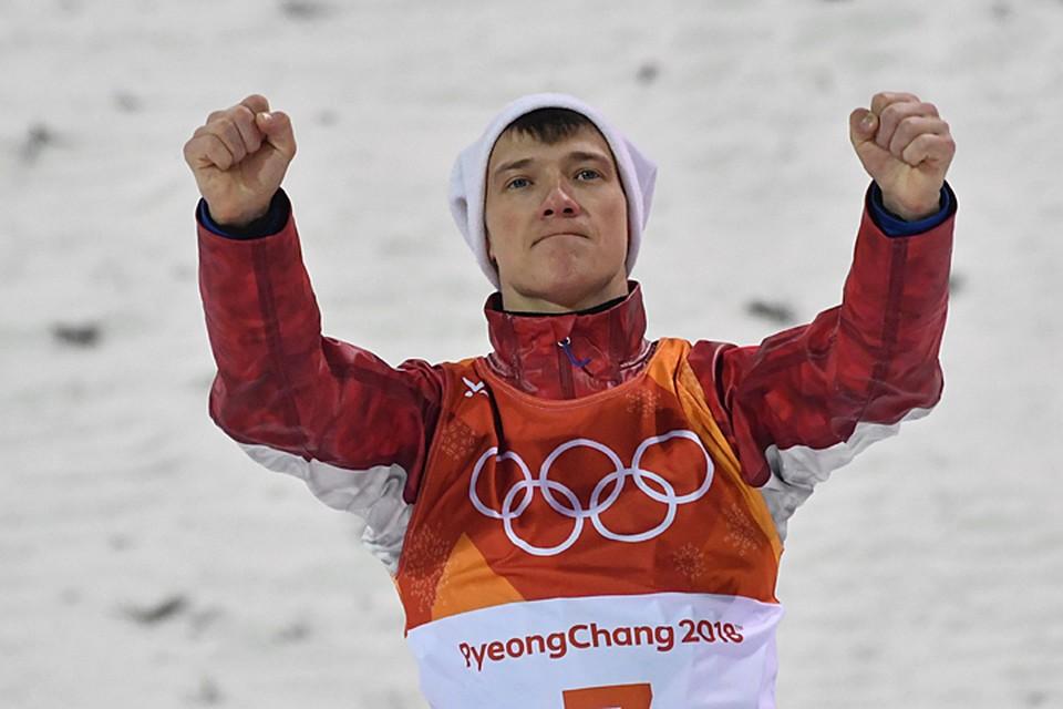 Илья Буров - бронзовый призер Олимпиады в акробатике
