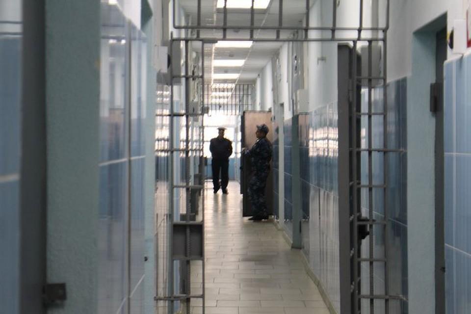 Подозреваемого могут посадить в тюрьму.