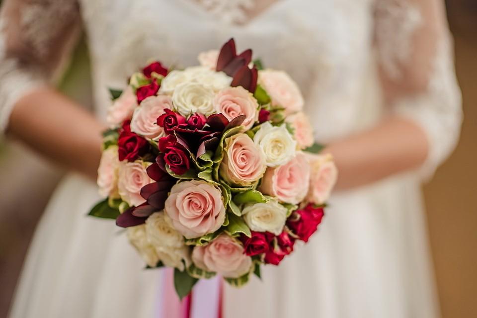 Подобрать букет для невесты фото 2018