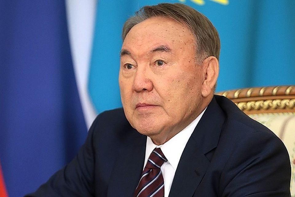 Президент Казахстана Нурсултан Назарбаев. Фото: Михаил Метцель/ТАСС