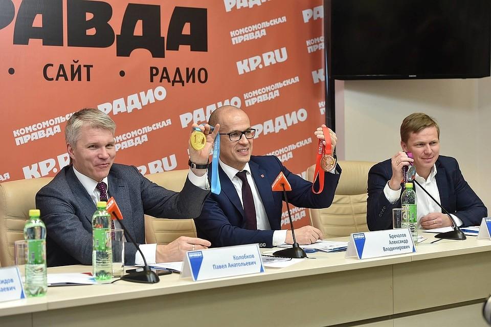 Удмуртские спортсмены попавшие в сборную россии