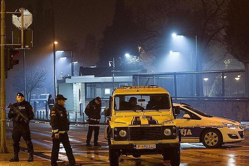 В посольстве США заявили, что все сотрудники находятся в безопасности.