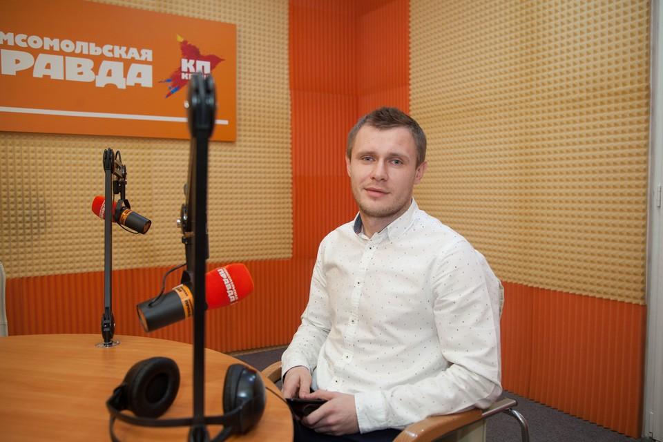 Исполнительный директор Алексей Белобрагин