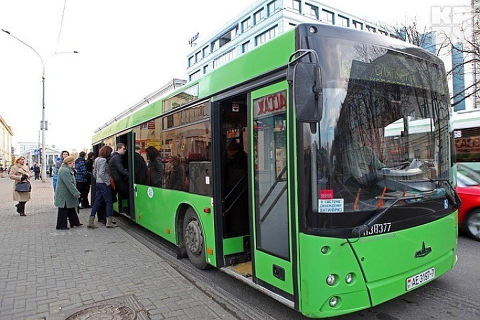 Автобус вместо трамвая: с 1 марта в Минске открывают новый маршрут до вокзала
