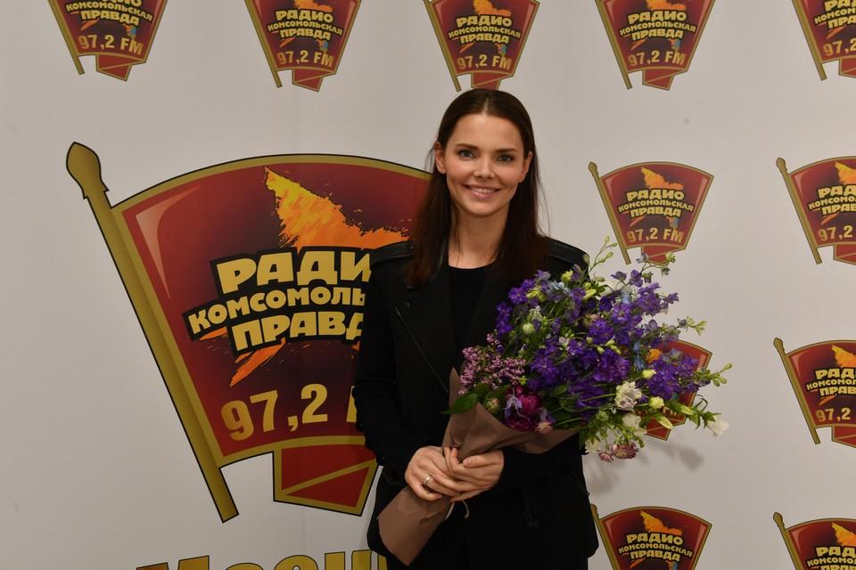 Елизавету Боярскую уже поздравили родные.