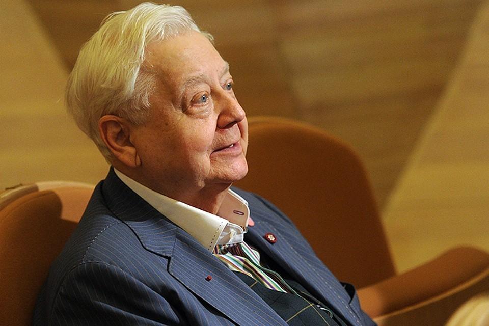 12 марта не стало народного артиста, лауреата Государственной премии СССР Олега Табакова.