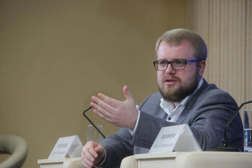 Дмитрий Полонский. Фото: Михаил Гладчук