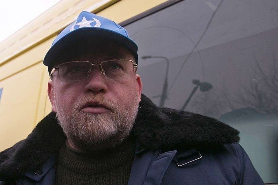 Владимир Рубан. Фото: Михаил Соколов/ТАСС