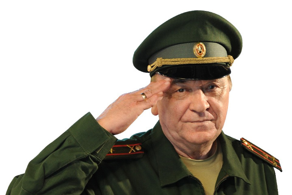 Военный обозреватель КП, полковник Виктор Баранец