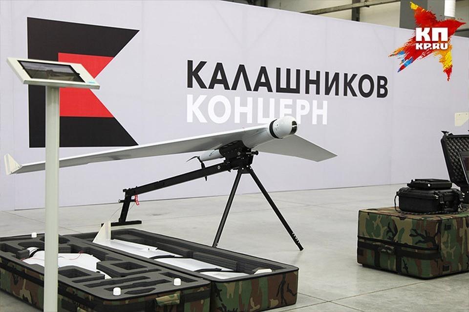 """Одна из разработок концерна """"Калашников"""". Фото: пресс-служба """"Калашникова"""""""