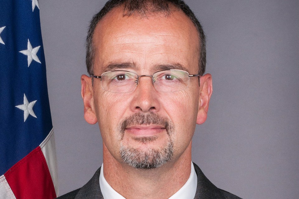 Энтони Годфри, заместитель главы дипмисии США в России