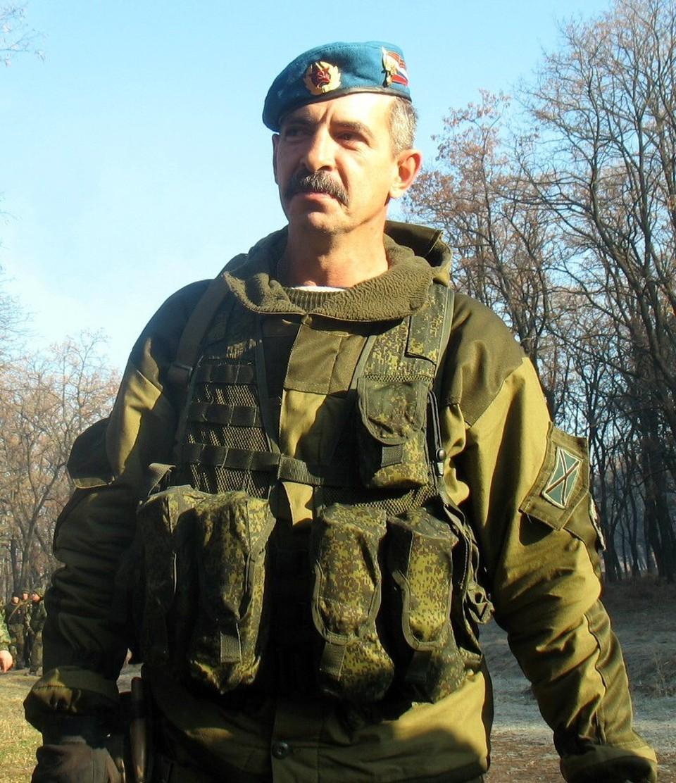 Евгений Ряднов прошел многое горячие точки Донбасса, а год назад ему доверили командовать элитой армии ДНР. Фото: Личный архив Евгения РЯДНОВА