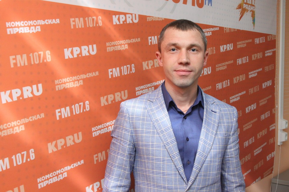 Артем Богданов, начальник Управления благоустройства и транспорта Администрации города Ижевска