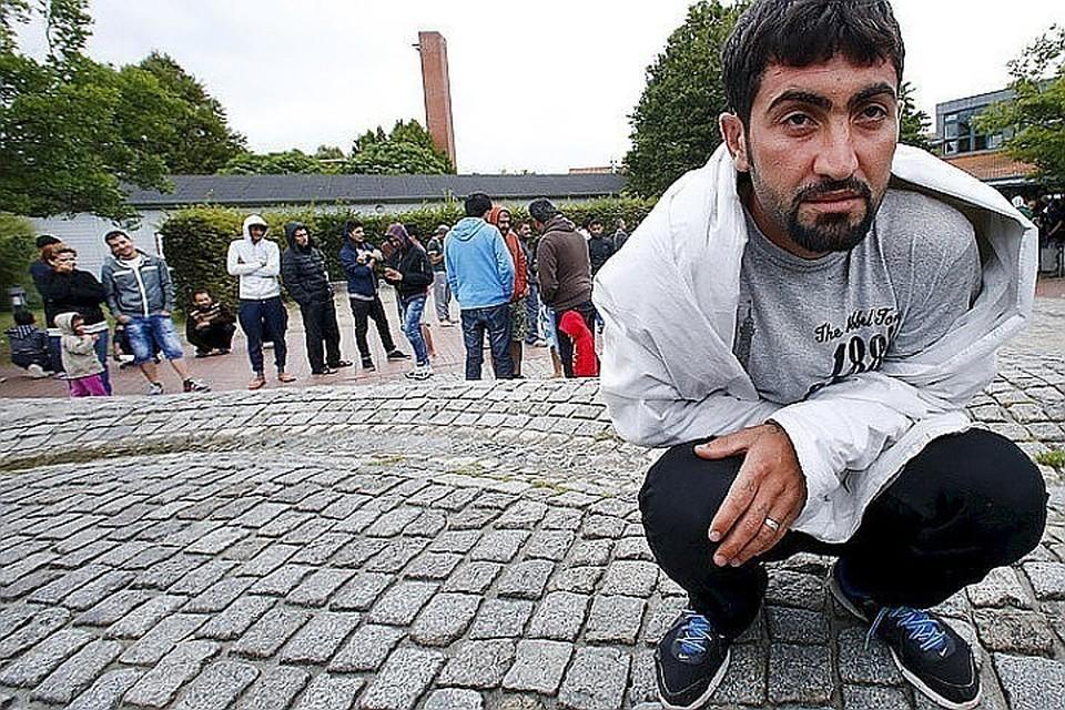 Наплыв мигрантов волнует немцев нынче меньше, чем кризис между Москвой и Европой