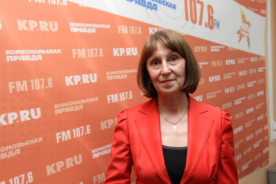 Светлана Адаева, заместитель управляющего отделения Пенсионного фонда РФ по УР