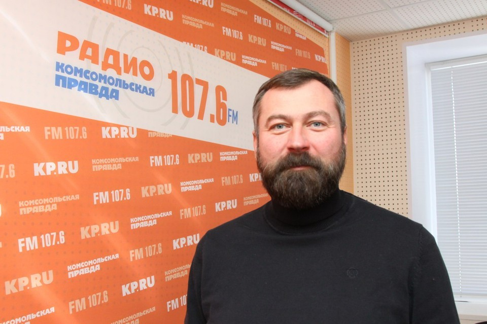 """Сергей Буторин, генеральный директор АО """"Летний сад"""""""