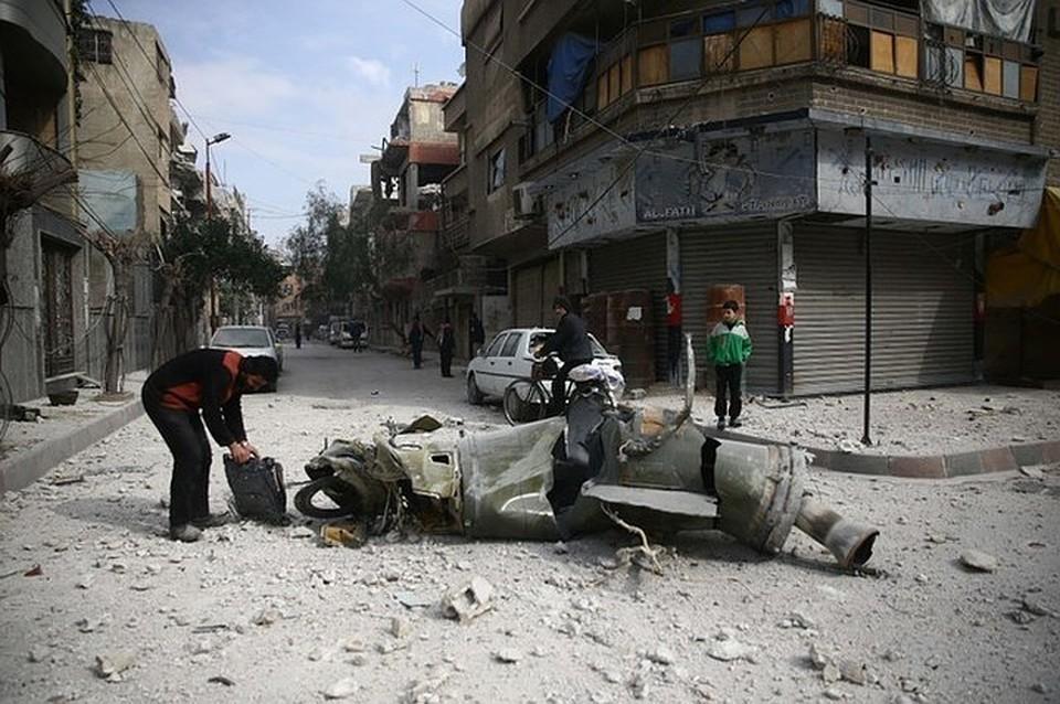 Генштаб ВС РФ: Российские военные не обнаружили следов химатаки в Думе