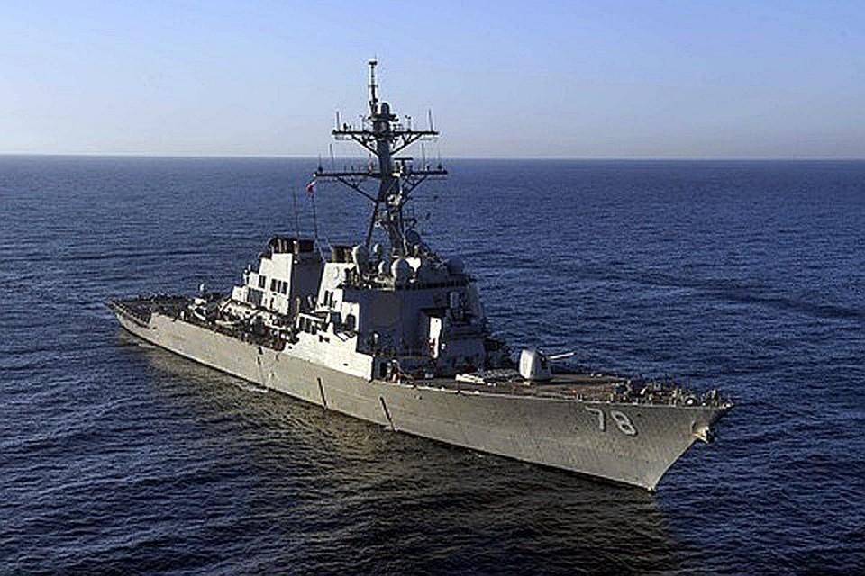 Экс-главком ВМФ РФ рассказал, как уничтожить американский эсминец