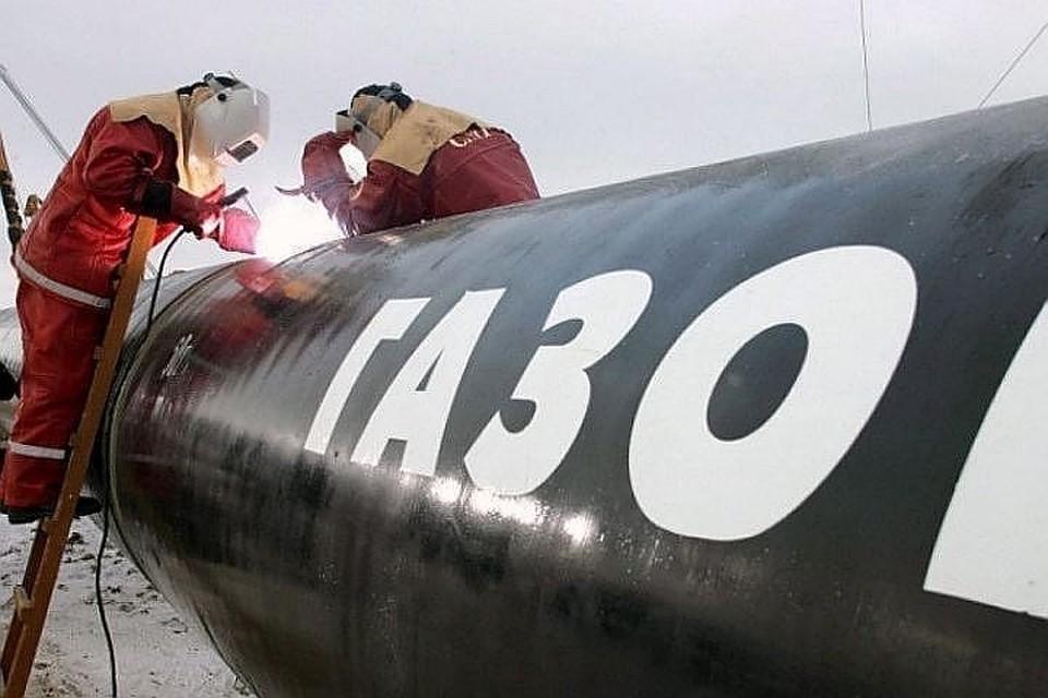 Строительство газопровода Северный поток-2 должно завершиться в 2019 году