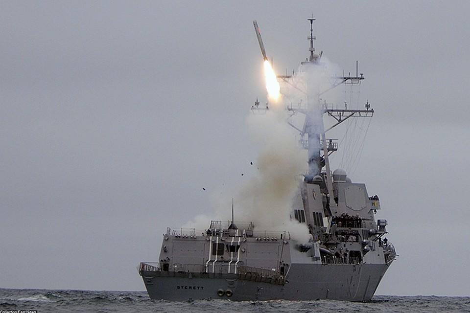 У «Томагавков» нет средств защиты от комплексов ПВО, они не выполняют противоракетные маневры