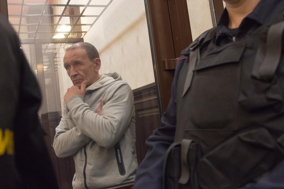 Сергей Генин будет находиться в СИЗО до 11 июня