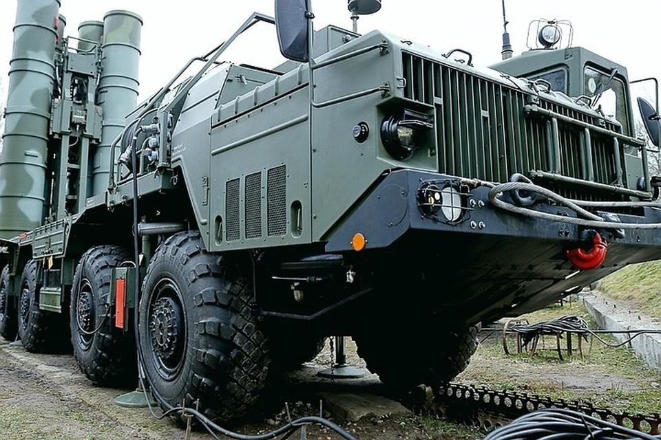 Генштаб ВС РФ: Москва снова рассмотрит вопрос о поставках Сирии комплексов ПВО С-300