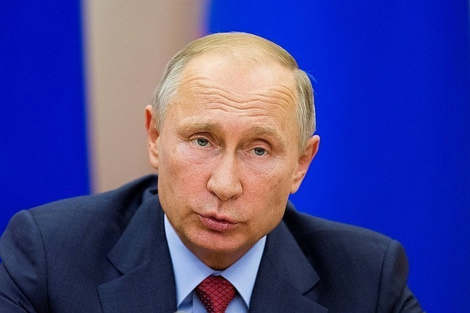 Владимир Путин призвал к миру на Ближнем Востоке